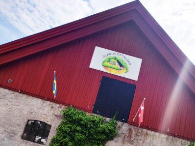Foto av Ölands örtagård i Stora Frö