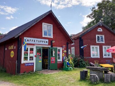 Kaffetuppen - Kafé i Köpingsvik på Öland